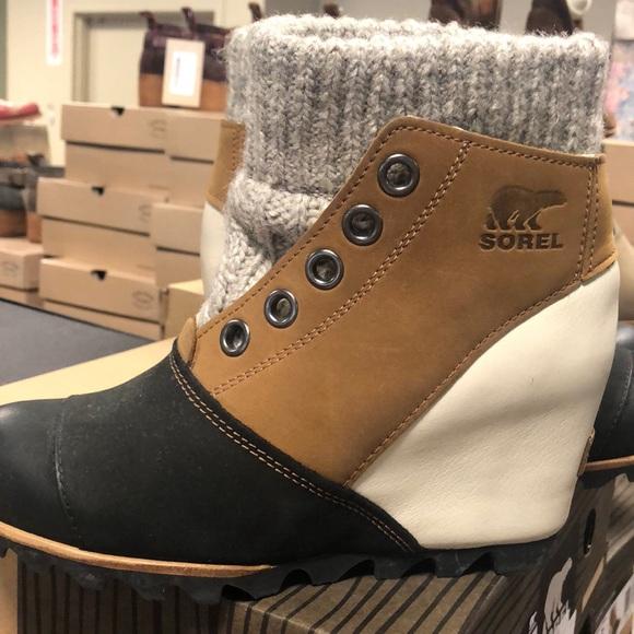 Sorel Shoes Joanie Sweater Boot All Sizes Poshmark
